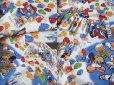 画像3: Vintage Curtain Disney Mickey & Minnie (AL774) (3)