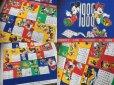 画像3: Vintage Calendar Disney Mickey & Friends in 1988 (AL773) (3)