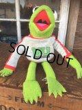 SALE 80s Vintage Muppets Karmit MU Doll (AL795)