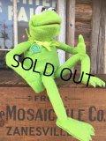SALE 90s Vintage Muppets Karmit 30th Talking Doll (AL793)