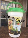 Vintage Muppets Karmit Souvenir Bucket (AL794)
