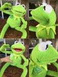 画像3: SALE 90s Vintage Muppets Kermit the Frog 30th Talking Doll (AL793) (3)