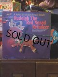 Vintage LP Rudolph The Red Noused Reindeer (AL843)