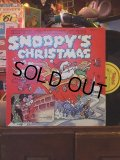 70s Vintage LP Snoopy's Christmas (AL841)