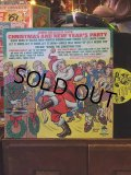 Vintage LP Disco Duck Christmas & New Year's Party (AL842)
