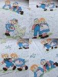 画像3: 70s Vintage Flat Sheet /  Raggedy Ann&Andy (AL918) (3)