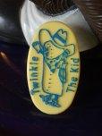画像1: 70s Vintage Twinkie the Kid Promo Ring Blue (AL943) (1)