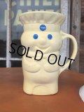 70s Vintage  Pillsbury Doughboy Plastic Cup (AL949)