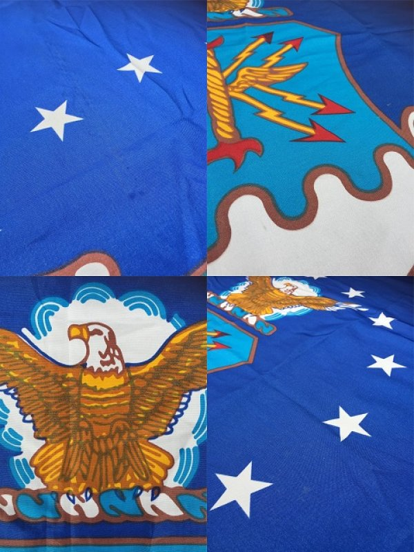 画像2: Vintage United States Air Force Flag Banner (AL953)