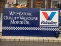 Vintage Valvoline Motor Oil Huge Sign (AL954)