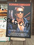 Shwarzenegger THE TERMINATOR Movie Poster Bord (AL958)
