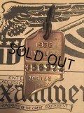 30s Vintage Dog License Tag #356372 (AL4063)