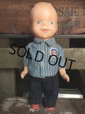 Vintage Lion Uniform Doll SOHIO Service Station Man(AL998)