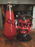 Vintage Red Devil Lava Lamp (AL6365)