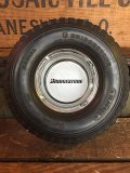 Vintage Advertising Tire Ashtray Bridgestone (AL6669)