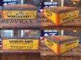 画像3: Vintage World's Navy Tabacco Tin Box (AL7977) (3)