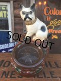 Vintage French Bulldog Boston Terier Tray (AL8203)