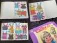 画像3: 70s Cathy Quick Curl Paper Doll Book (AL9177)  (3)
