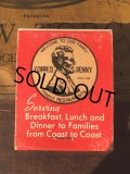 Vintage Matchbook COPPERPENNY RESTAURANTS (MA9827)