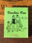 画像1: Vintage Matchbook Surf Motel Vacation Inn (MA9843) (1)