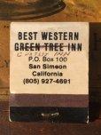 画像2: Vintage Matchbook Best Western (MA9812) (2)