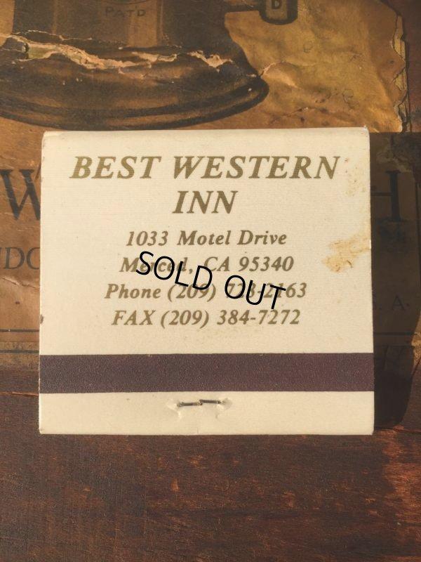画像2: Vintage Matchbook Best Western (MA9800)