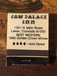 画像2: Vintage Matchbook Best Western (MA9806) (2)