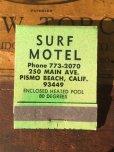 画像2: Vintage Matchbook Surf Motel Vacation Inn (MA9843) (2)