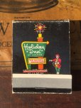画像1: Vintage Matchbook Holiday Inn (MA9815) (1)