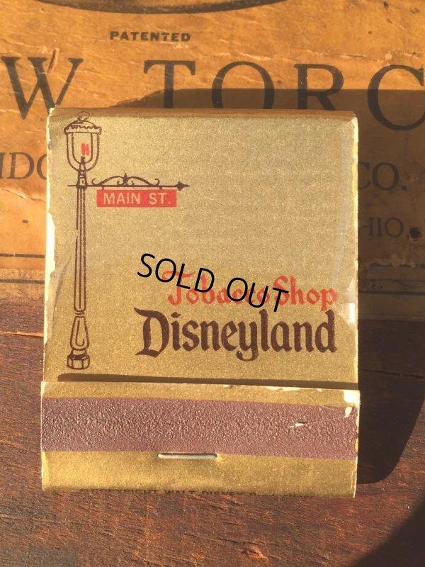 画像1: Vintage Matchbook Disneyland (MA9833)