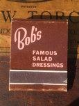 画像1: Vintage Matchbook Bob's Big Boy (MA9836) (1)