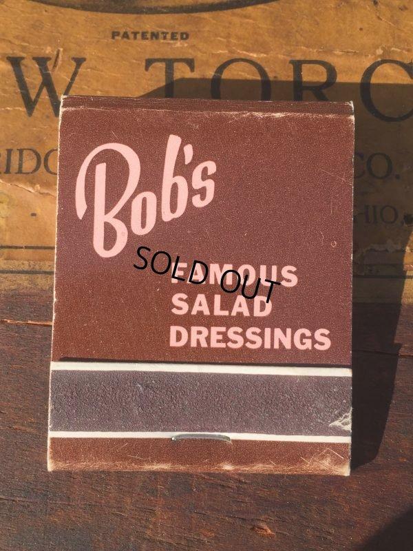 画像1: Vintage Matchbook Bob's Big Boy (MA9836)