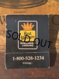 Vintage Matchbook Best Western (MA9812)