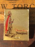 画像2: Vintage Matchbook Disneyland (MA9833) (2)