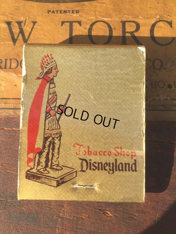 画像2: Vintage Matchbook Disneyland (MA9833)