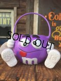 M&M's minis Basket Purple (AL0194)