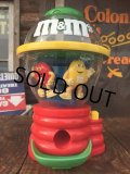 Vintage M&M's Dispenser Figure (AL0189)