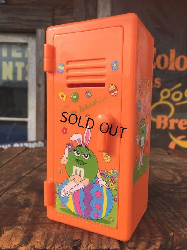 画像1: M&M's Green Easter Locker (AL0192)