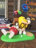 Vintage M&M's Dispenser Figure Golf (AL0211)