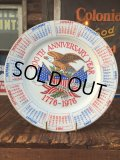 70s Vintage 1776-1976 200th Anniversary Year Plate (AL0649)
