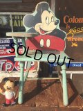 Vintage Disney Mickey Mouse Kids Desk Chair (AL0996)