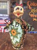 Vintage Gund Disney Minnie Mouse Puppet Doll (AL0992)