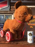 Vintage Ride on Toys Knickerbocker Bear (AL2040)