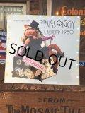 Vintage Muppets Miss Piggy calendar 1980 (AL2311)