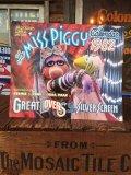 Vintage Muppets Miss Piggy calendar 1982 (AL2312)