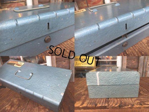 画像3: Vintage Black&Decker Handy Electric Fixkit Metal Case Tool Box (AL3166)