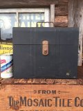 Vintage Climax Metal Case Tool File Tackle Box (AL3096)