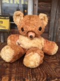 Vintage Cubbi Gund Rubber Nose Teddy Bear (AL3054)
