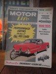 画像1: Vintage Motor Life Magazine 1955 (AL3752) (1)