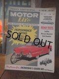 Vintage Motor Life Magazine 1955 (AL3752)